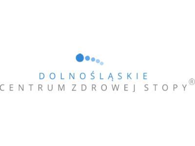Logo Dolnośląskie Centrum Zdrowej Stopy - kliknij, aby powiększyć