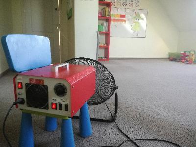 Ozonowanie przedszkola - kliknij, aby powiększyć