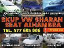 KUPIĘ PILNIE VW SHARAN SEAT ALHAMBRA 2.0 B i B/G I INNE, Warszawa, mazowieckie