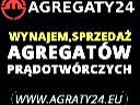 Wypożyczalnia agregatów prądotwórczych ,sprzedaż ,wynajem , cała Polska (mazowieckie)