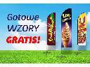 Beachflag Winder Flagi reklamowe dla Twojej firmy, Rzeszów (podkarpackie)