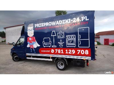 Transport przeprowadzka Gryfice Trzebiatów Świnoujście Płoty - kliknij, aby powiększyć