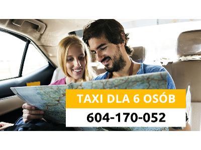 6-osobowa taxi - kliknij, aby powiększyć