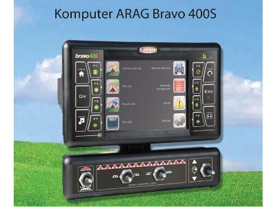 Komputer ARAG Bravo 400S - kliknij, aby powiększyć
