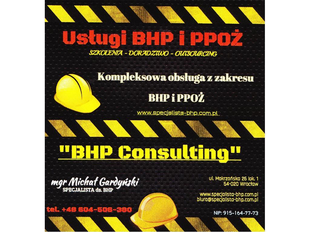 Szkolenia BHP Wrocław, Nadzór BHP Wrocław, Usługi BHP Wrocław, BHP, dolnośląskie
