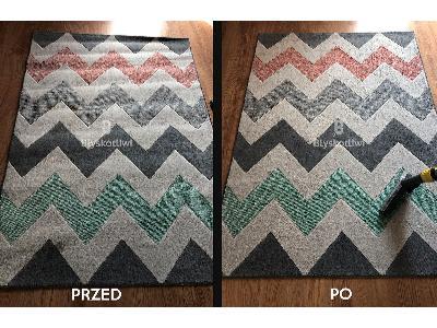 Pranie dywanu - kliknij, aby powiększyć