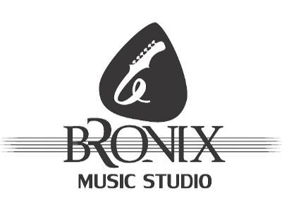 Logo Bronix Music Studio - kliknij, aby powiększyć