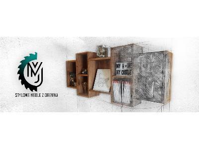 MJ Stylowe Meble z pełnego drewna - kliknij, aby powiększyć