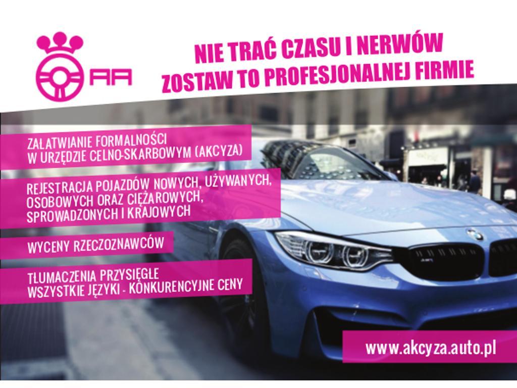 przerejestrowanie samochodu Warszawa