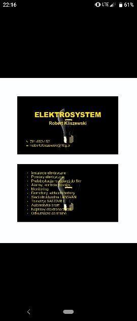 Elektrosystem Robert Kliszewski , Grodzisk Wielkopolski, wielkopolskie