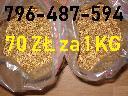 Tani tytoń papierosowy dostawa 48h 70 ZŁ za 1 KG LM,LD,Virginia GOLD,  (cała Polska)