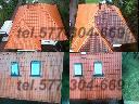 Impregnacja dachu, Malowanie Elewacji, Mycie, Łowicz, Błonie
