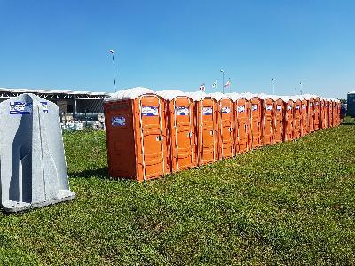 Wynajem toalet, ogrodzeń, kontenerów, Szczecin (zachodniopomorskie)