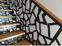 Schody, stopnie drewniane, Koplany (podlaskie)