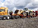 Transport traktorów opryskiwaczy przyczep zwyżki koparek Wielkopolska, Poznań (wielkopolskie)