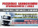 Przekładki anglików, samochody ciężarowe i dostawcze, Zendek (śląskie)