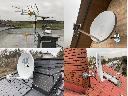 Montaż anten satelitarnych i naziemnych DVB-T - serwis ustawianie, Jędrzejów (świętokrzyskie)