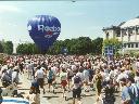 Kampanie reklamowe przy użyciu balonów, Katowice, śląskie