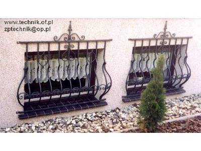 Cudowna Kraty na Twoje okna, Skorogoszcz, opolskie - Favore.pl BY55