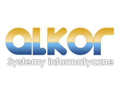 Logo ALKOR - kliknij, aby powiększyć