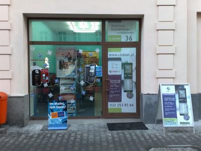 Ścisłe Centrum Katowic, po stronie dworca autobusowego i PKP, w kierunku pl. Wolności- Zapraszamy  - kliknij, aby powiększyć