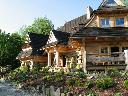 Dom z drzewa,Dom z bali,Dom z plazow, Dachy, małopolskie