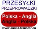 Przesyłki, Przeprowadzki SZCZECIN-ANGLIA-SZCZECIN, Szczecin, zachodniopomorskie