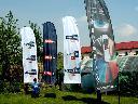 Flaga reklamowa_flagi reklamowe - druk reklama, Wieliczka, małopolskie