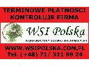 Windykacja należności zagranicznych w WSI Polska, Wrocław, dolnośląskie