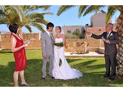 Ślub cywilny na Cyprze - kliknij, aby powiększyć