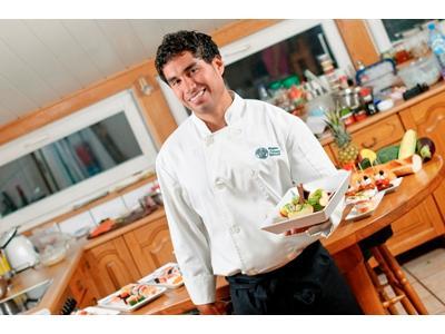 Kucharz Roberto Lecaro - kliknij, aby powiększyć