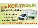 Przeprowadzki Transport Mysłowice Katowice S-ec, MYSŁOWICE, śląskie