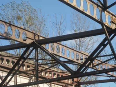 Poważnie Konstrukcja hali stalowej 1000m2, Bydgoszcz, kujawsko-pomorskie MD55