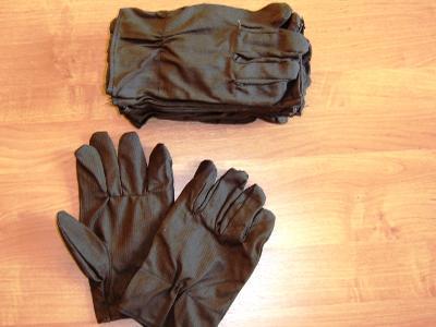 Zdjęcie nr 1 Rękawice drelichowe pięciopalcowe z pełną wkładką - kliknij, aby powiększyć
