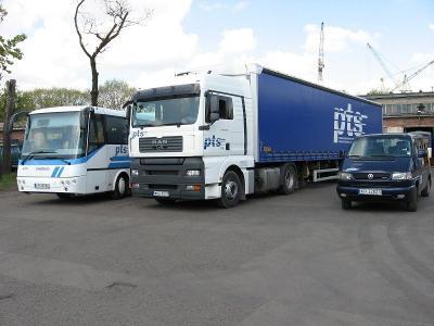 Transport osób i towarów - kliknij, aby powiększyć