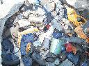 tworzywa sztuczne - odpad , Toruń, kujawsko-pomorskie