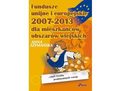 fundusze unijne i europejskie dla obszarów wiejskich - kliknij, aby powiększyć