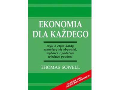 Thomas Sowell  - Ekonomia dla każdego - eBook ePub - kliknij, aby powiększyć