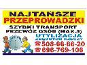 PRZEPROWADZKI TRANSPORT PRZEWOZ MEBLI AGD KRAKOW, krakow, małopolskie