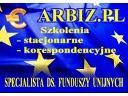 Dotacje, szkolenia unijne, WNIOSKI UNIJNE