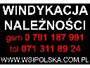 Windykacja Wrocław, wrocław, dolnośląskie
