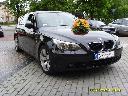 BMW 5   - NOWYM MODEL  E 60  -  ŚLUB  WESELE !!, Łódź, łódzkie