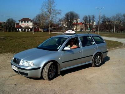 Taxi Racibórz - kliknij, aby powiększyć