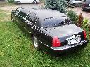 CZARNA Limuzyna Lincoln Town Car - wypożyczalnia, SOSNOWIEC, śląskie