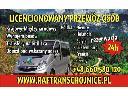 Krajowy- Międzynarodowy przewóz osób PL - EU., Chojnice, pomorskie