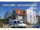 siatki na rusztowania - reklama na rusztowaniach, Tczewskie Łąki, pomorskie
