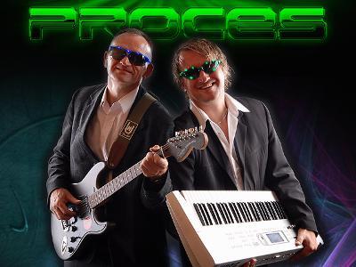 """Zespół Muzyczny """"PROCES"""" - kliknij, aby powiększyć"""