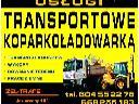 Usługi Koparko-Ładowarką,Transport Wywrot Krako, kraków, małopolskie