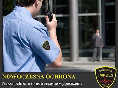 ochrona obiektów Poznań - kliknij, aby powiększyć