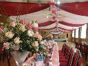 Dekoracje weselne sal i Kościołów. Zaproszenia, Jaworzno, śląskie